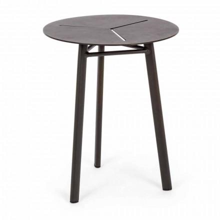 Runder Gartentisch aus Aluminium von Homemotion Design - Nigerio