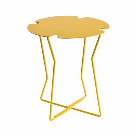 Couchtisch für farbiges Metall im modernen Design - Kathrin