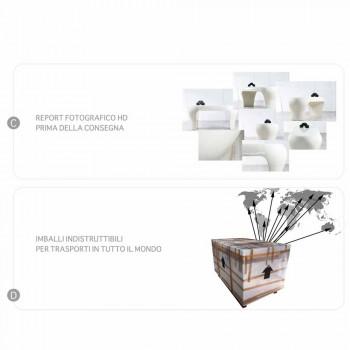 Designer Couchtisch in Adamantx® DAM Made in Italy