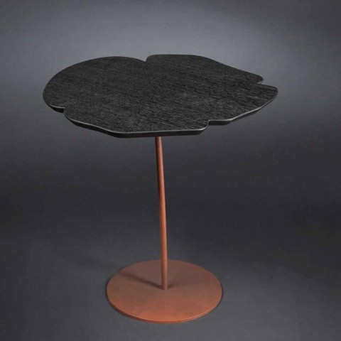 Tabelle in der modernen gebeizter Eiche Mokka Andy