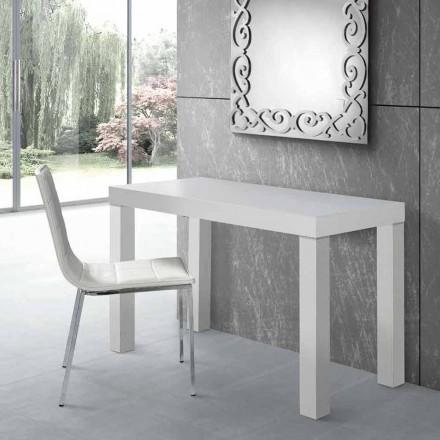 Konsolentisch ausziehbar bis 325 cm aus laminiertem Holz – Gordito