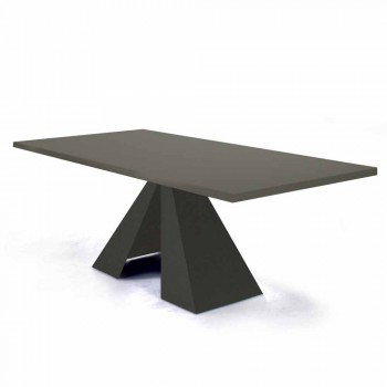 Ausziehbarer Esstisch bis 300 cm in Fenix Made in Italy - Dalmata