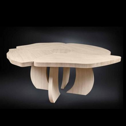 Holztisch gebürstet Andy