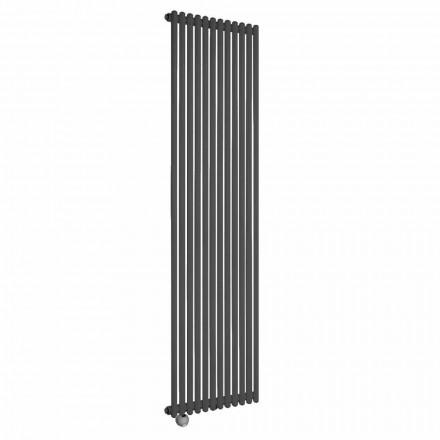 Elektrischer Wandheizkörper Modernes Design Vertikal 1000 Watt - Zigolo