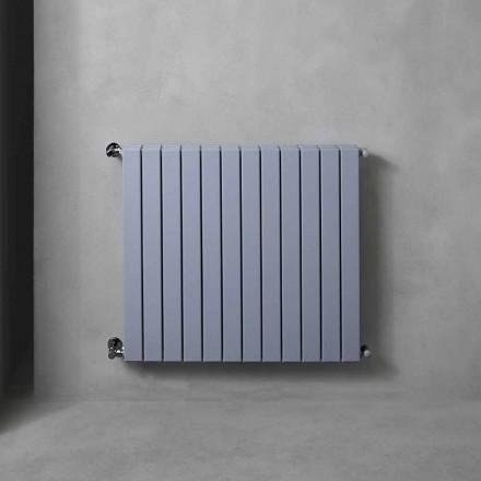 Hydraulischer Wandkühler Design Niedrig Modern Vertikal 1824 W - Picchio