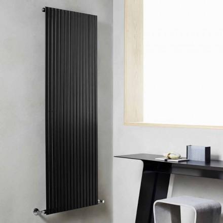 Modernes Design Vertikaler hydraulischer Wandkühler bis 1224 Watt - Regolo
