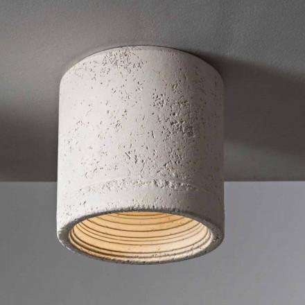 Toscot Carso Deckenlampe Ø 13 cm hergestellt  in Toscana