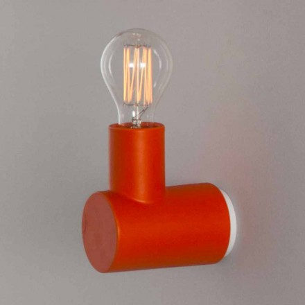 Toscot Traffic Wandlampe aus Keramik made in Toscana