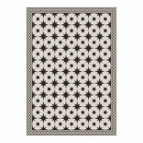 American Placemat Patterned Design aus PVC und Polyester - Osturio