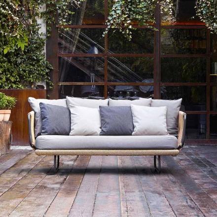 Varaschin Babylon Outdoor Loungesofa Zweisitzer