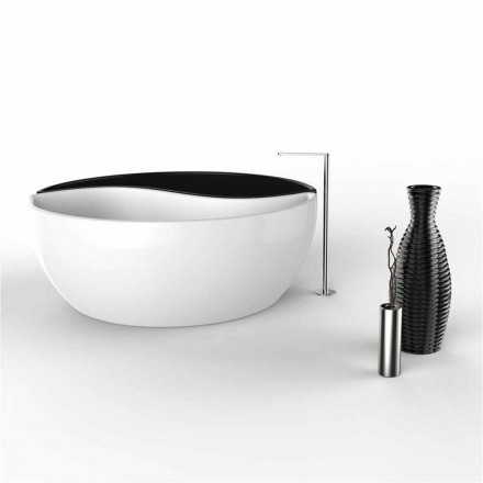 Badewanne aus Solid Surface® Bath Tao Made in Italy
