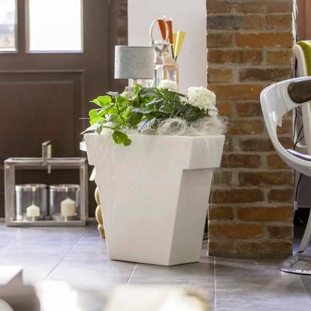 Dekorativer Vase für Außen / Innen mit modernem Design Slide Il Vaso